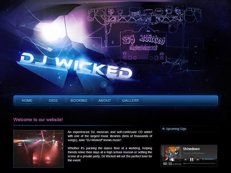 DJ Wicked Entertainment